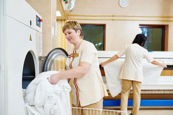 lavanderías industriales para hoteles